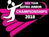 Astro Junior Championship 2018 Logo